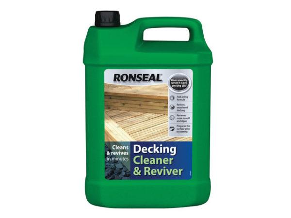 Decking Cleaner & Reviver 5 Litre