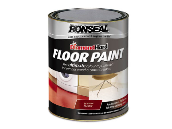 Diamond Hard Floor Paint Slate 5 Litre