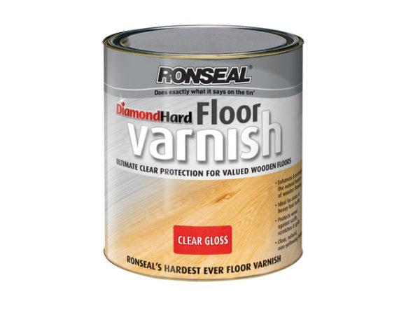 Diamond Hard Floor Varnish Gloss 2.5 litre
