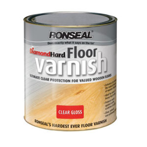 Diamond Hard Floor Varnish Gloss 5 litre