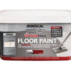 Diamond Hard Perfect Finish Floor Paint Slate 2.5 Litre