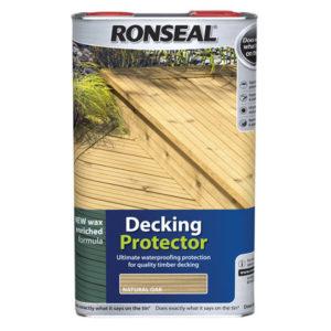 Decking Protector Natural 5 Litre