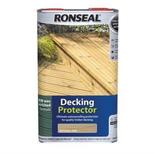 Decking Protector Natural Oak 5 Litre