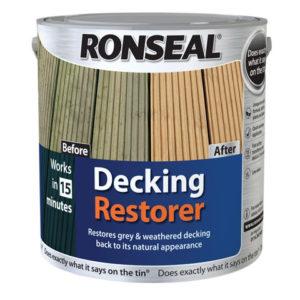 Decking Restorer 2.5 Litre