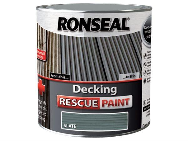 Decking Rescue Paint Slate 2.5 Litre
