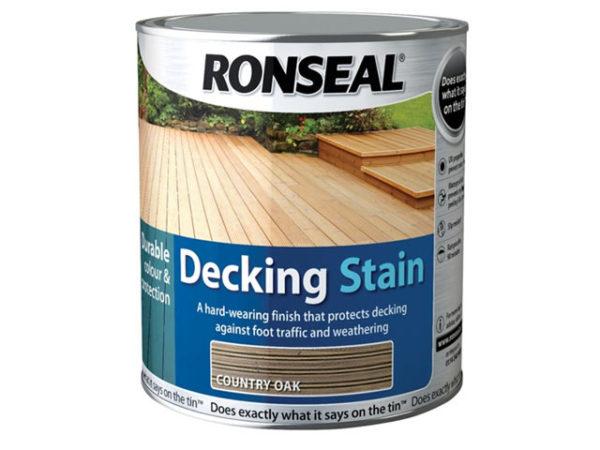 Decking Stain Golden Cedar 5 Litre