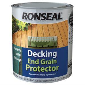 Decking End Grain Protector Green 750ml
