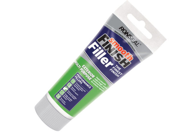 Smooth Finish Exterior Multi Purpose Ready Mix Filler Tube 330g