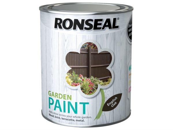 Garden Paint English Oak 2.5 litre