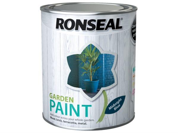 Garden Paint Midnight Blue 750ml