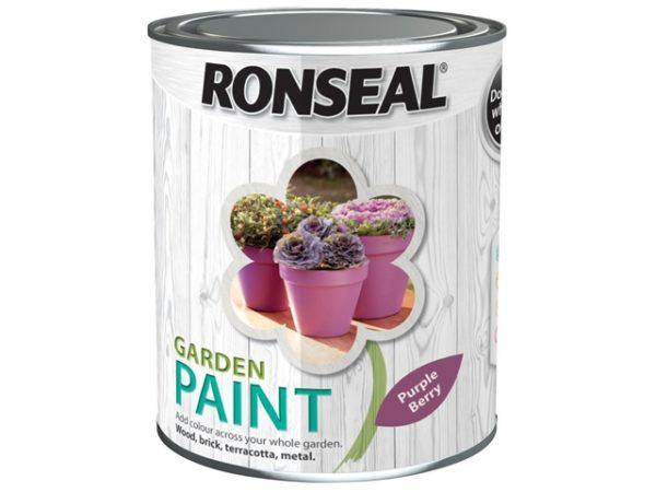 Garden Paint Purple Berry 750ml