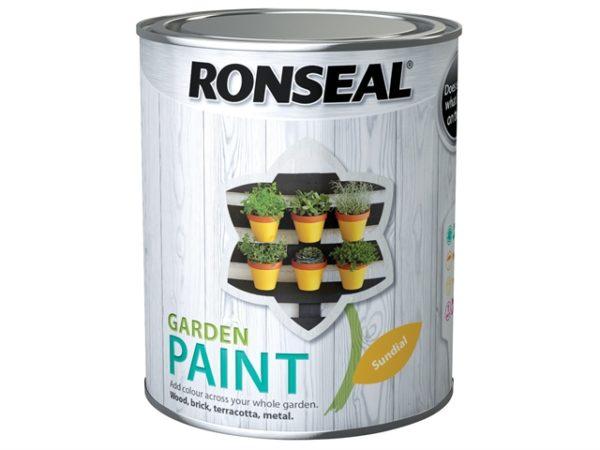 Garden Paint Sundial 750ml