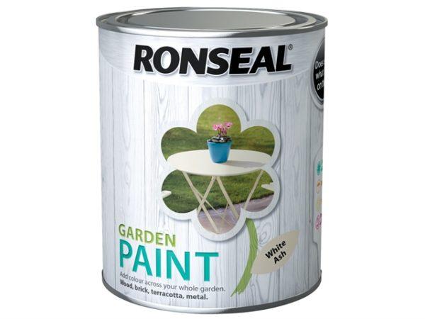 Garden Paint White Ash 750ml