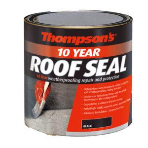 Thompson's Roof Seal Black 1 litre