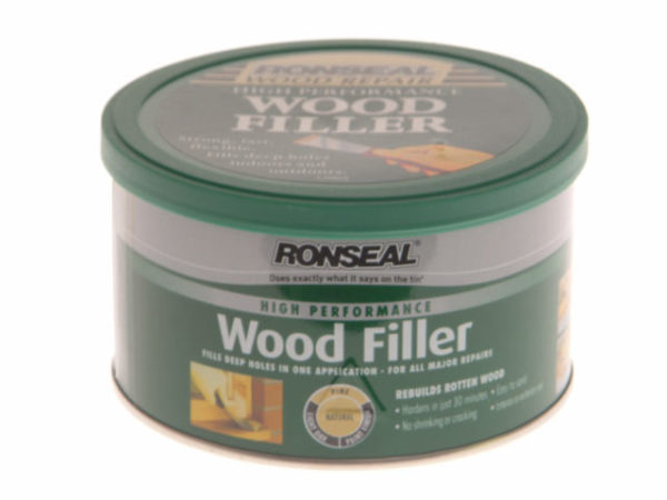 High Performance Wood Filler Natural 275g