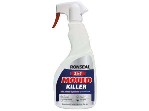 3 In 1 Mould Killer Trigger Spray 500ml