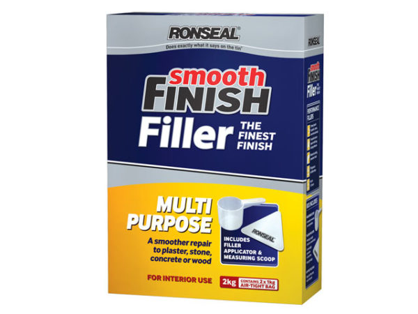 Smooth Finish Multi Purpose Wall Powder Filler 2kg