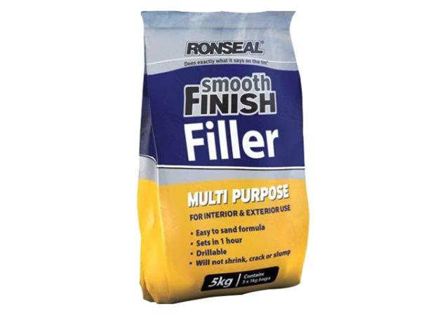 Smooth Finish Multi Purpose Wall Powder Filler 5kg
