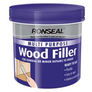 Multi Purpose Wood Filler Tub Dark 250g
