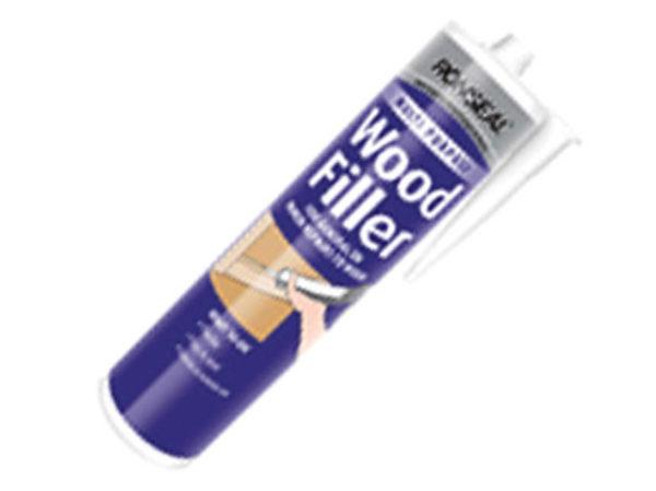 Multi Purpose Wood Filler Cartridge White 310ml