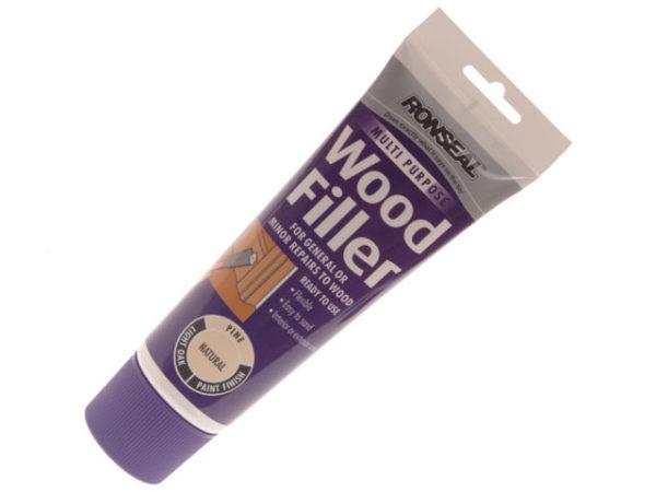 Multi Purpose Wood Filler Tube White 325g