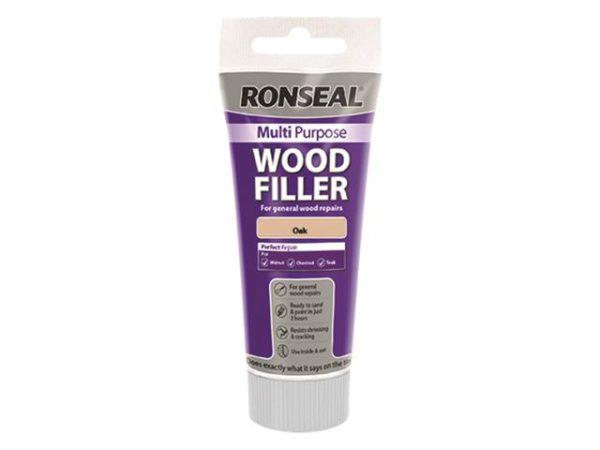 Multi Purpose Wood Filler Tube Oak 325g