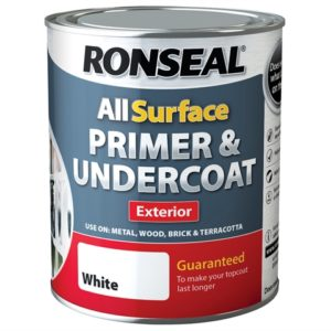 One Coat All Surface Primer & Undercoat Interior White 750ml