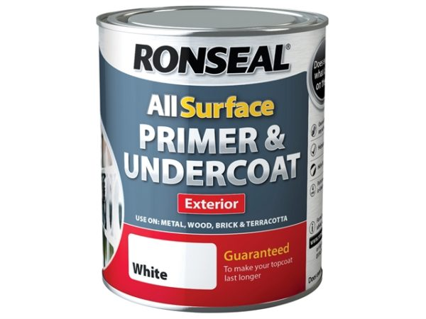One Coat All Surface Primer & Undercoat Interior White 750ml