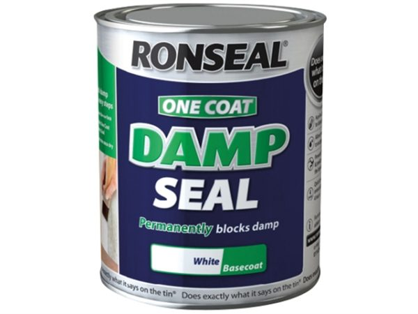 One Coat Damp Seal White 2.5 litre