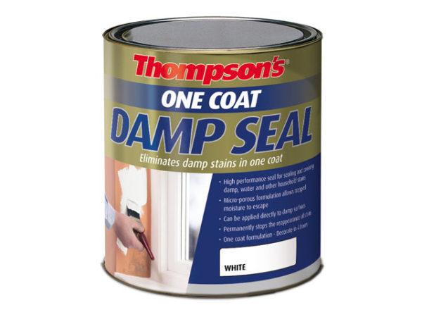 Thompson's One Coat Stain Block Damp Seal 750ml