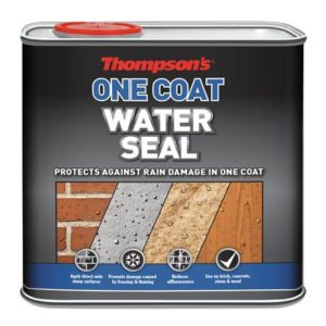 Thompson's One Coat Water Seal 2.5 Litre