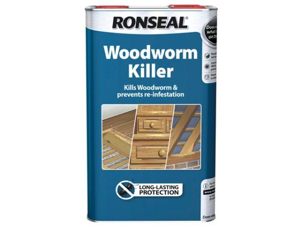 Woodworm Killer 5 Litre