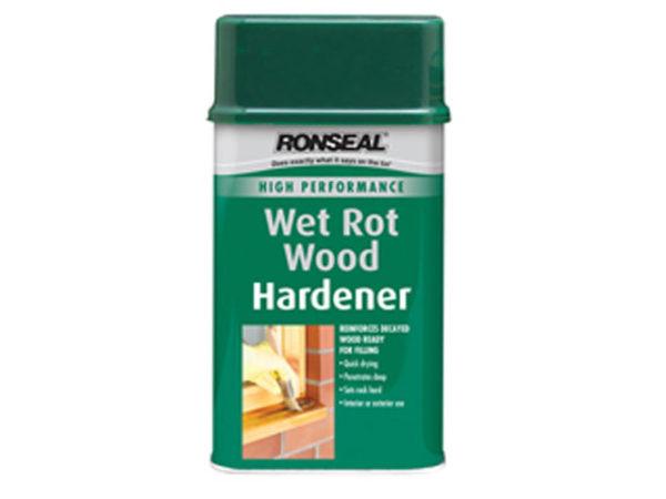 Wet Rot Wood Hardener 500ml