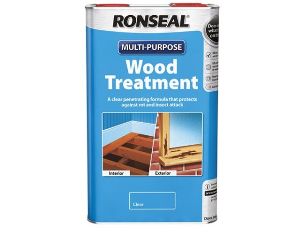 Multi-Purpose Wood Treatment 2.5 litre