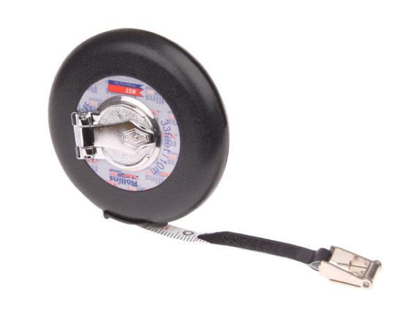 Closed Fibreglass Long Tape 10m/33ft (Width 13mm)