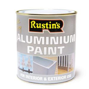 Aluminium Paint 500ml