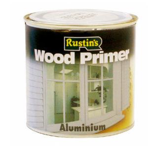 Aluminium Wood Primer 250ml