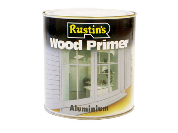 Aluminium Wood Primer 500ml