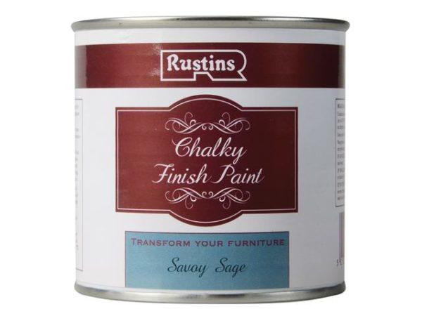 Chalky Finish Paint Savoy Sage 250ml