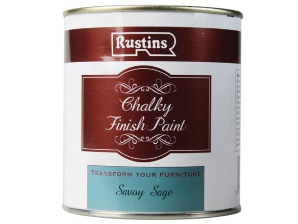 Chalky Finish Paint Savoy Sage 500ml