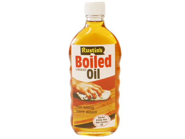 Boiled Linseed Oil 125ml