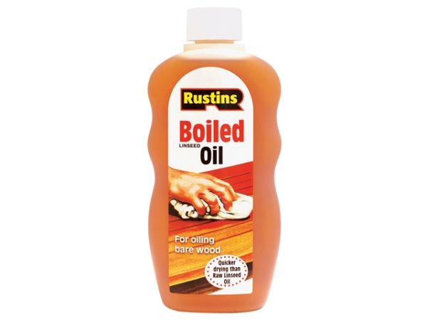 Boiled Linseed Oil 300ml