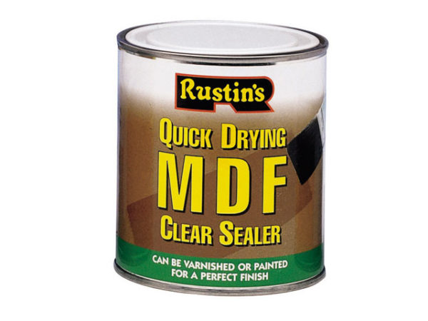 Quick Drying MDF Sealer Clear 2.5 litre