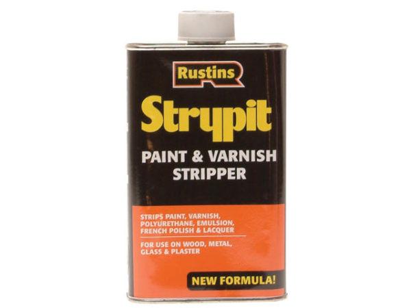 Strypit Paint & Varnish Stripper 500ml