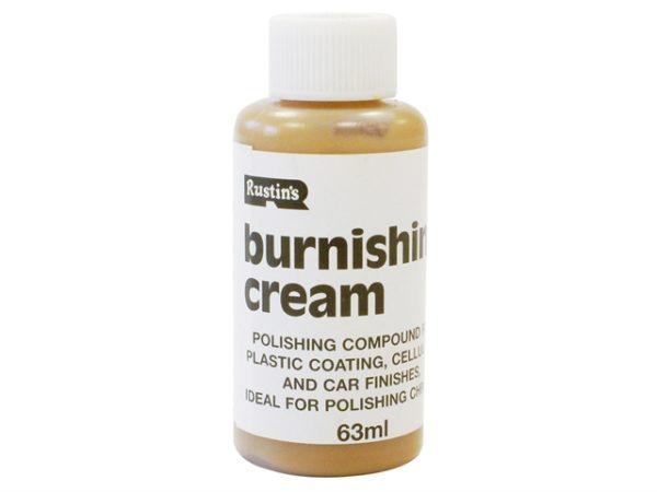 Plastic Coating Burnishing Cream Small