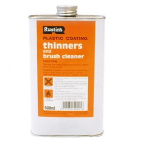 Plastic Coating Thinners 250ml