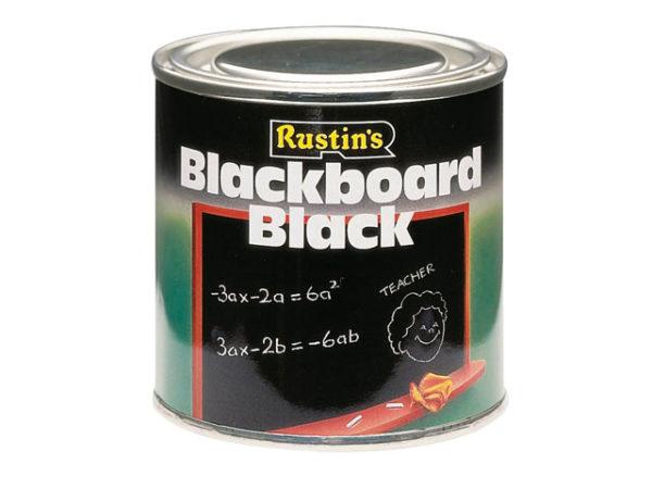 Quick Dry Blackboard Black 250ml