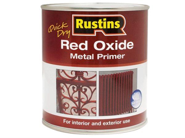 Quick Dry Red Oxide Metal Primer 1 Litre