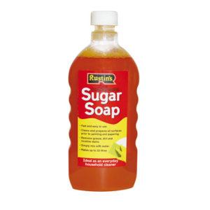 Sugar Soap 500ml