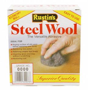 Steel Wool Grade 0000 150g